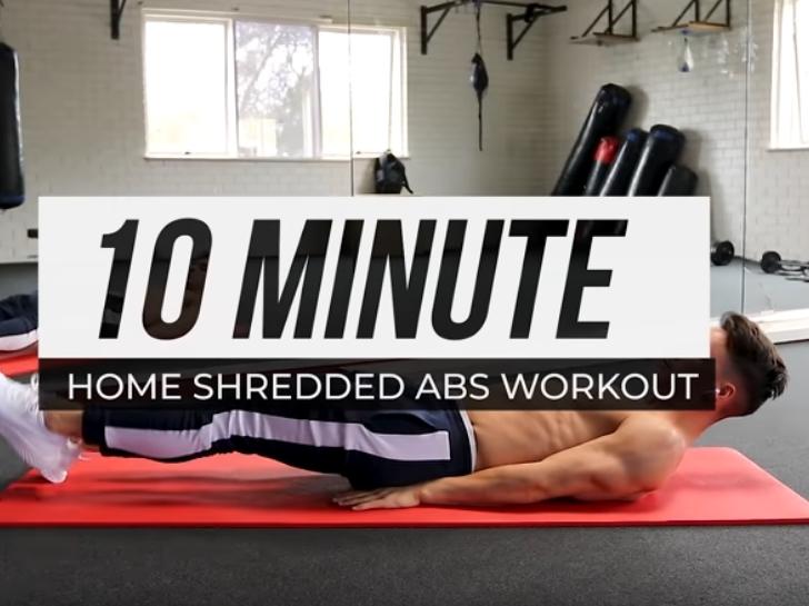 10 minutes - Treinar em Casa