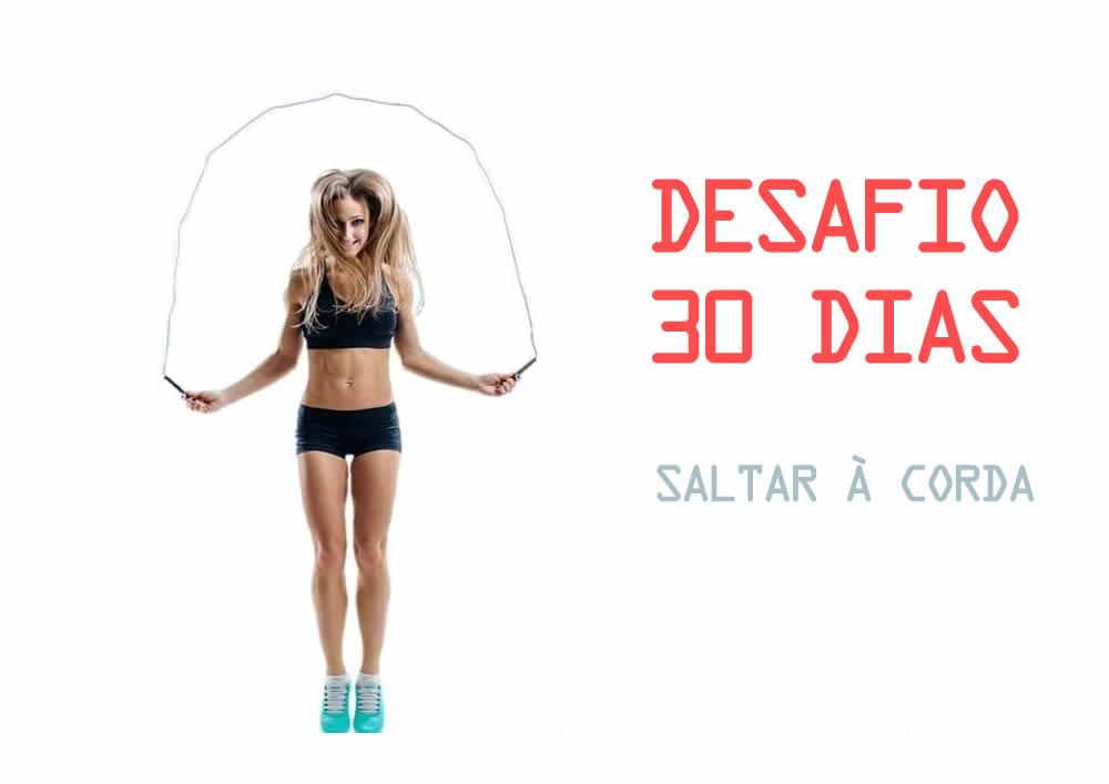 desafio 30 dias saltar corda