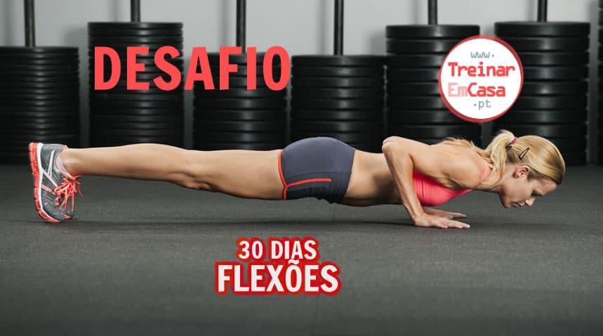 desafio 30 dias 50 flexoes