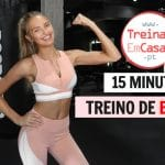 treino braços 15 minutos