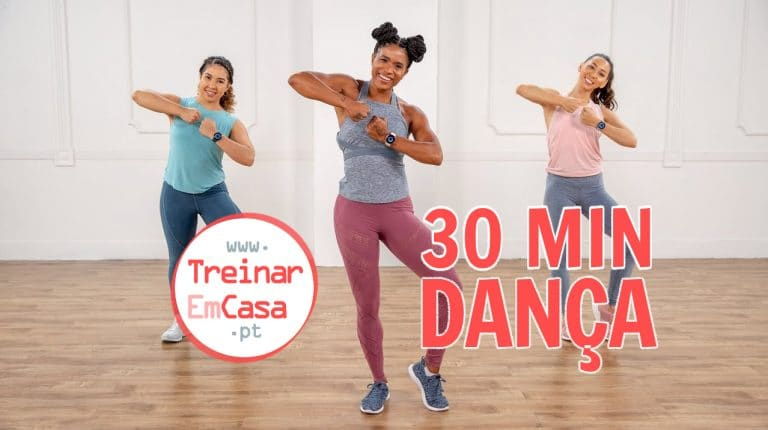 treino dança 30 min