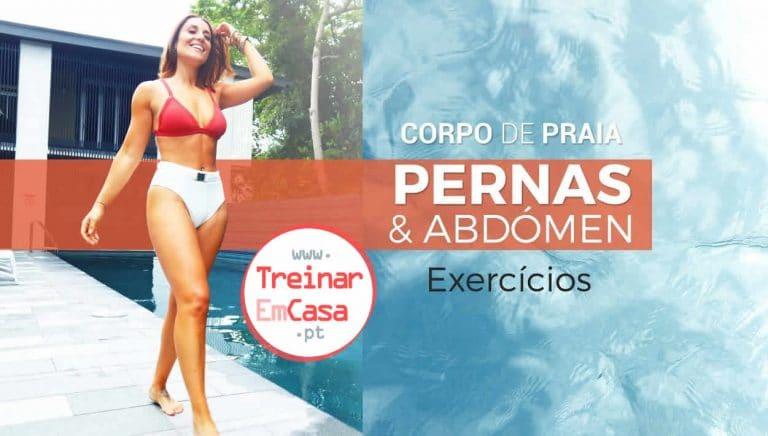 Pernas e Abdomen - Corpo de Praia