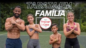 Treino em Família - Tabata