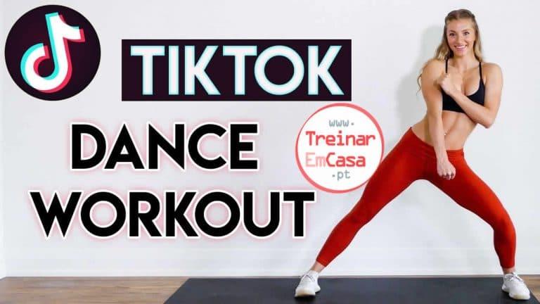 Treino viral com danças do TikTok